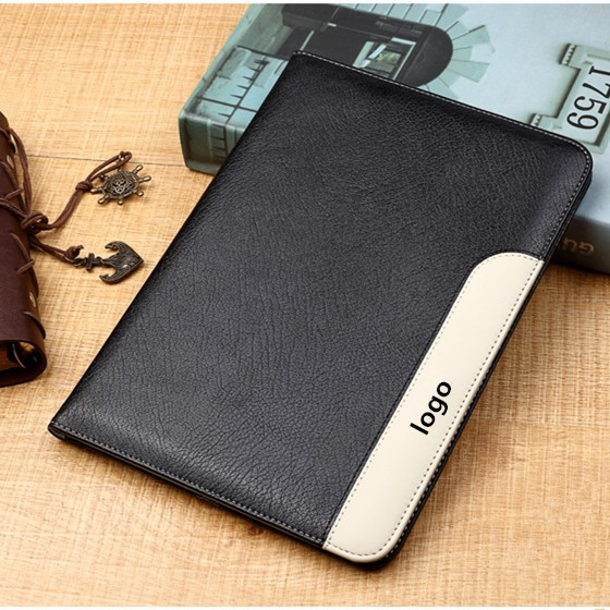 High Quality 360 Degree Protect Leather Case For iPad Air Handheld PU Smart Case For iPad 5