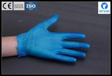 Non sterile Disposable Powder Free pvc/Vinyl hand Gloves for labor Manufacturer