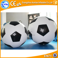 Giant inflatable football custom made advertising inflatables for sale