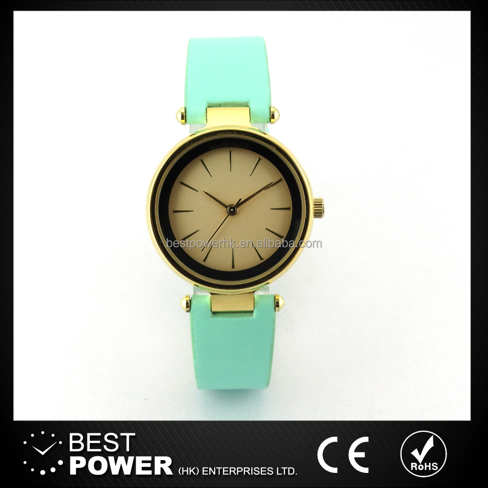 Hot Sale New Geneva Fashion vogue Ladies Watch Women
