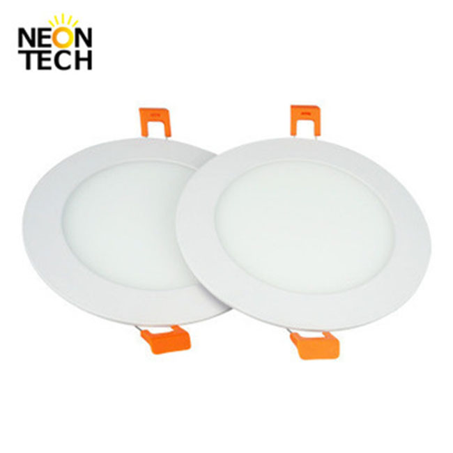 Factory Price Surface Mounted Ultra Slim <strong>Flat</strong> Ceiling Round Led Panel Light 18W