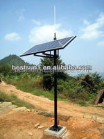 150W new model whole house solar power system, micro grid tie inverter