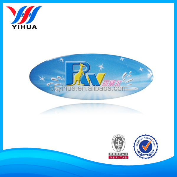 resin epoxy sticker /dome printing epoxy sticker