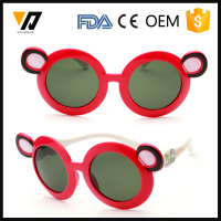 Most popular new design aviator top kid's eyewear round shape