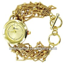 2014 New Fashion China Wholesale Watches Ladies Vogue Mini Geneva Analog Bracelet Watches for Women MLCBW265