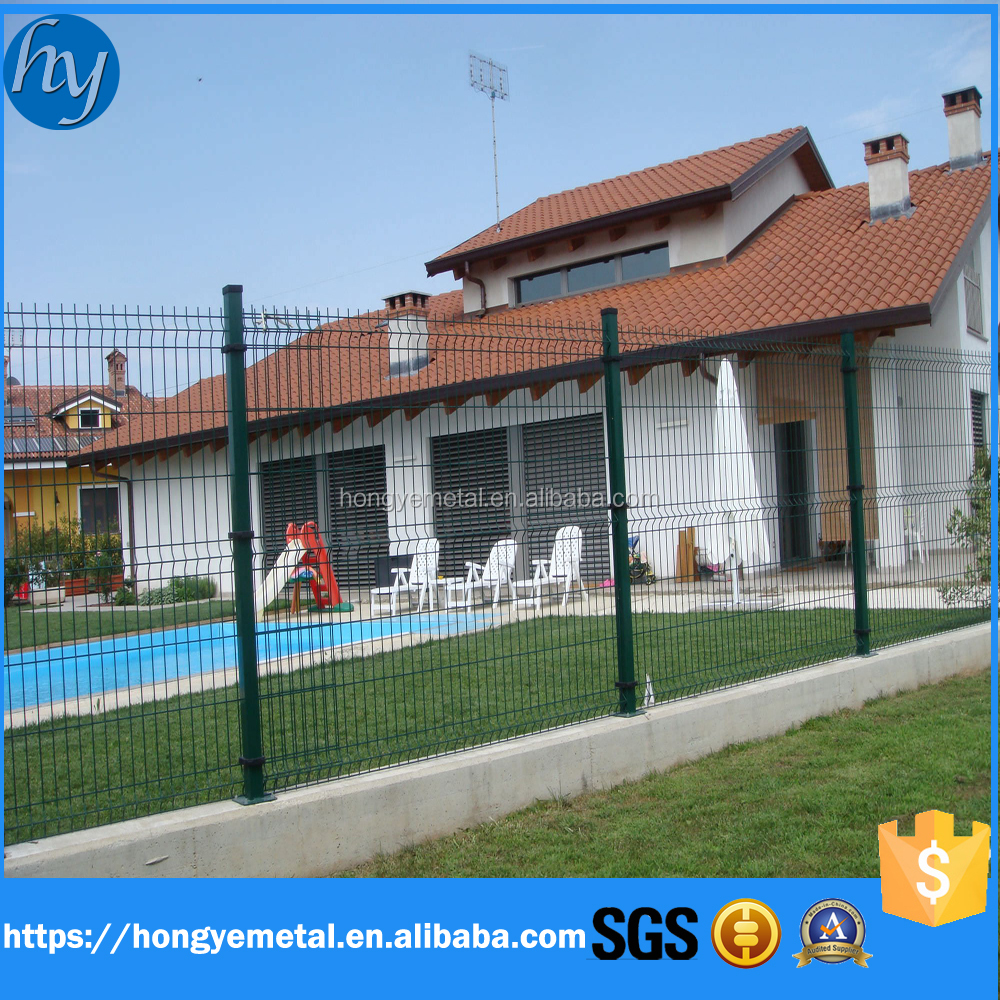 Garden border fence mesh, garden border fence mesh Manufacturers,PVC coated galvanized welded wire mesh fence panel