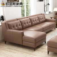 *pictures of American style sectional heated leather sofa set designs F76L