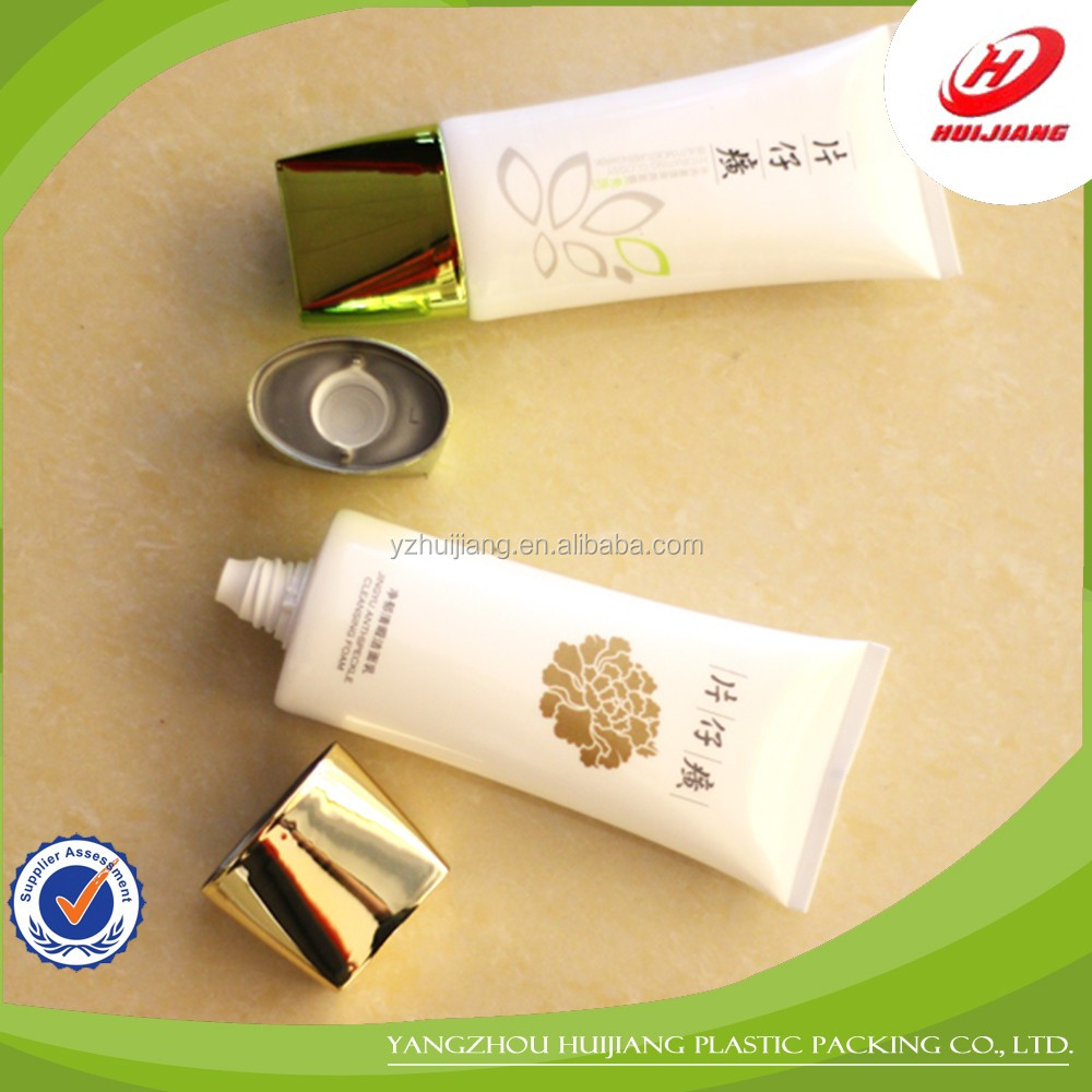 Trustworthy china supplier plastic lotion tube containers