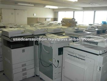 Used Photocopier in Japan