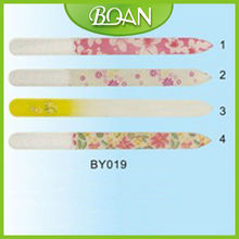 BQAN Glass Personalized Amazing Shine Diamond Deb Nail Files