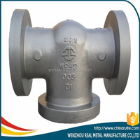 Stop Structure and Casting Material globe valve casting