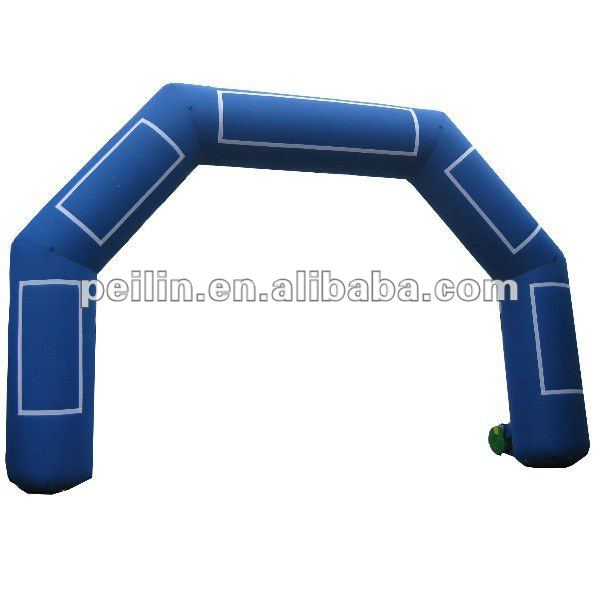 advertising inflatable arch