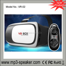 VR-02 2016 new vr box with cheap price,factory direct vr box,cheap vr box