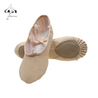 Cheap Elastic Ballet Dance Shoes In