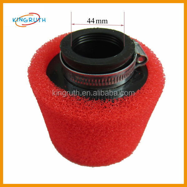 High quality performance universal motorcycle foam air filters