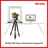 2016 hot new shoes accessories WinBiz automated imaging system product photography shoe display