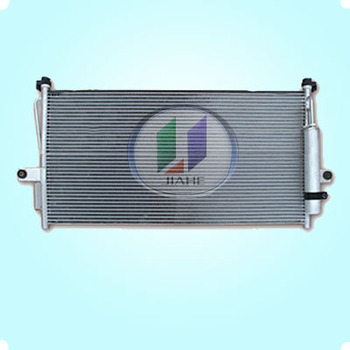 High Performance Aluminum Auto Condenser