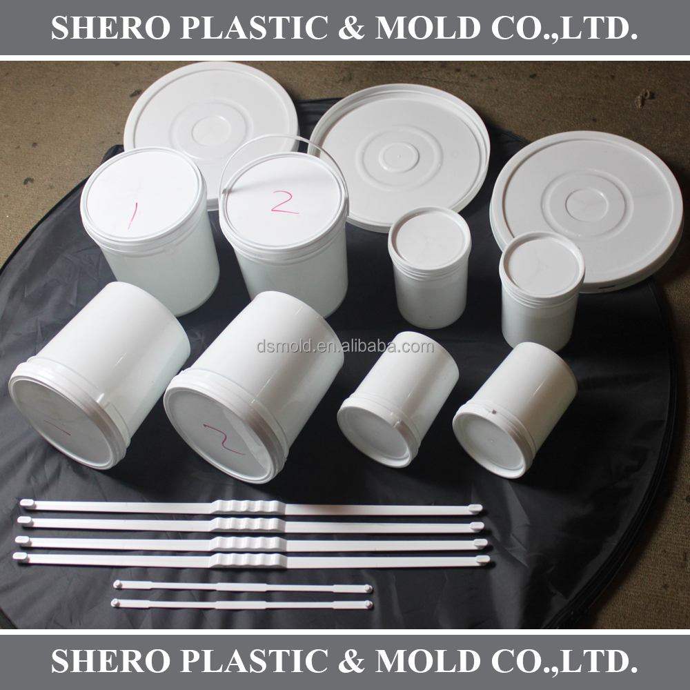 mold injection plastic for paint bucket 20L