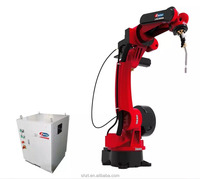 automatic industrial tig mig welding robot for Auto parts