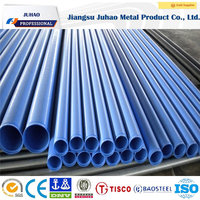 plastic coating steel pipe for coal mine hot rolled pipe