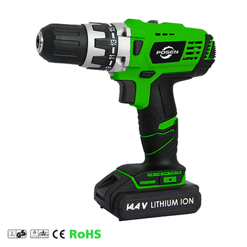 18V 13mm Li battery double sleeve Cordless drill