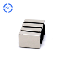 Axially oriedted magnetic material rare earth squareness ndfeb car magnets
