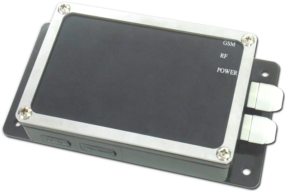 GPRS Weather Station With Solar power RS 485 connection port