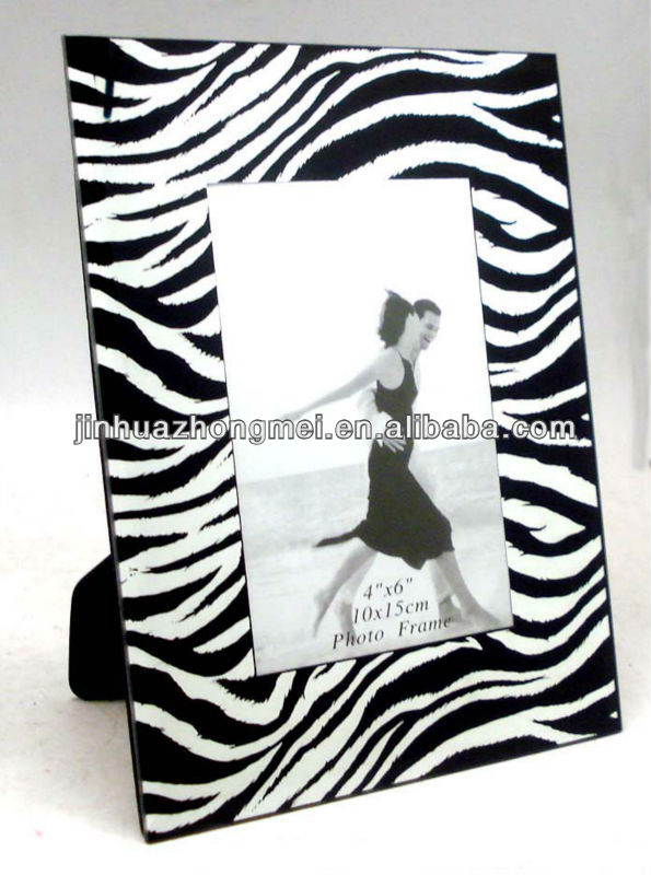 enamel mirror picture frame, glass mirror photo frame, glass photo album
