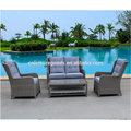 Outdoor Rattan Table And Chairs Sofa set