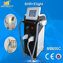 2016 Export quality special OEM production ipl shr women hair removal machine with National day promotion price