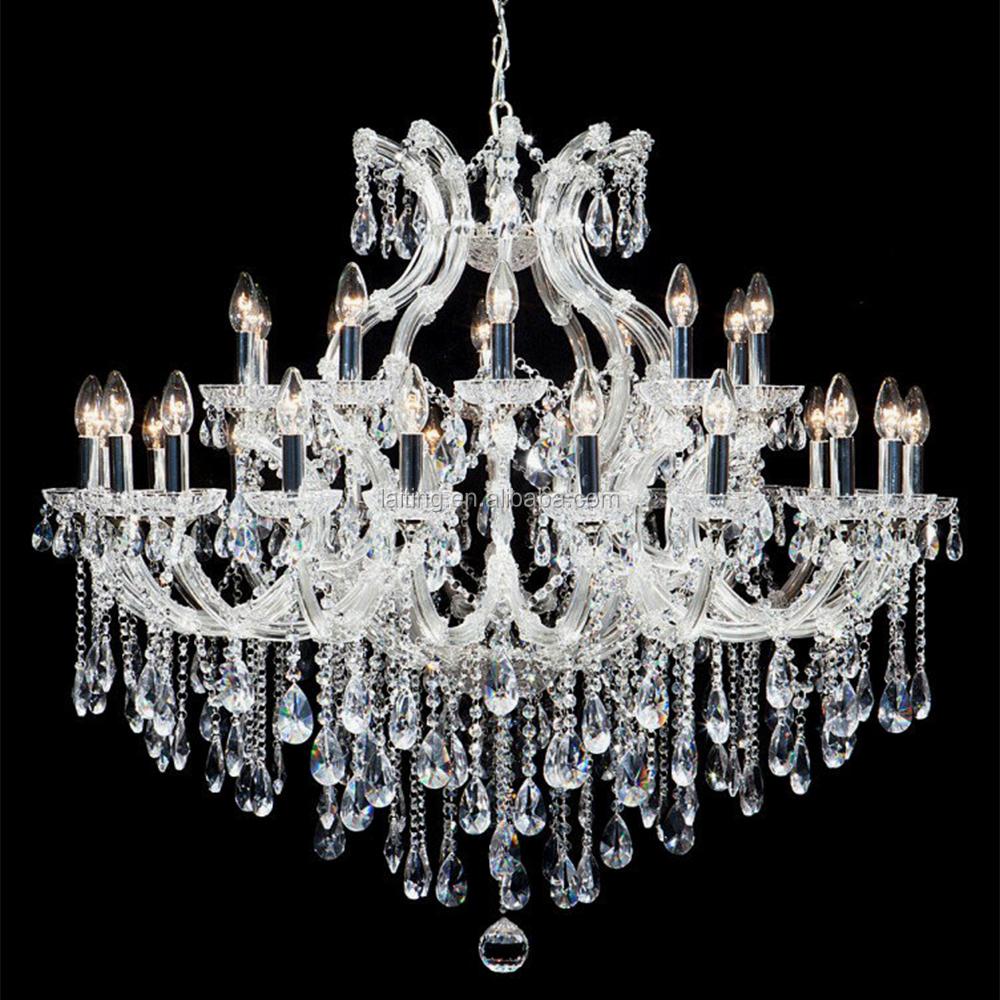 Crystal Maria Theresa Chandelier Decorative Lighting Light
