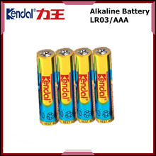 #1 power battery company inc electronic battery Size AAA drycell 1.5v LR03 batteries