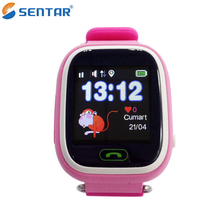 SENTAR truly secure kids smart watch gps tracing watch