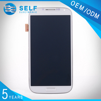Highest Quality Wholesale For Samsung Galaxy S4 Iv I9500 I9505 I337 Lcd Screen + Digitizer Touch Glass Black And White