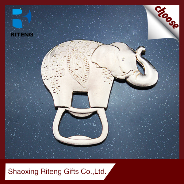 top selling animal shape bottle opener parts can opener