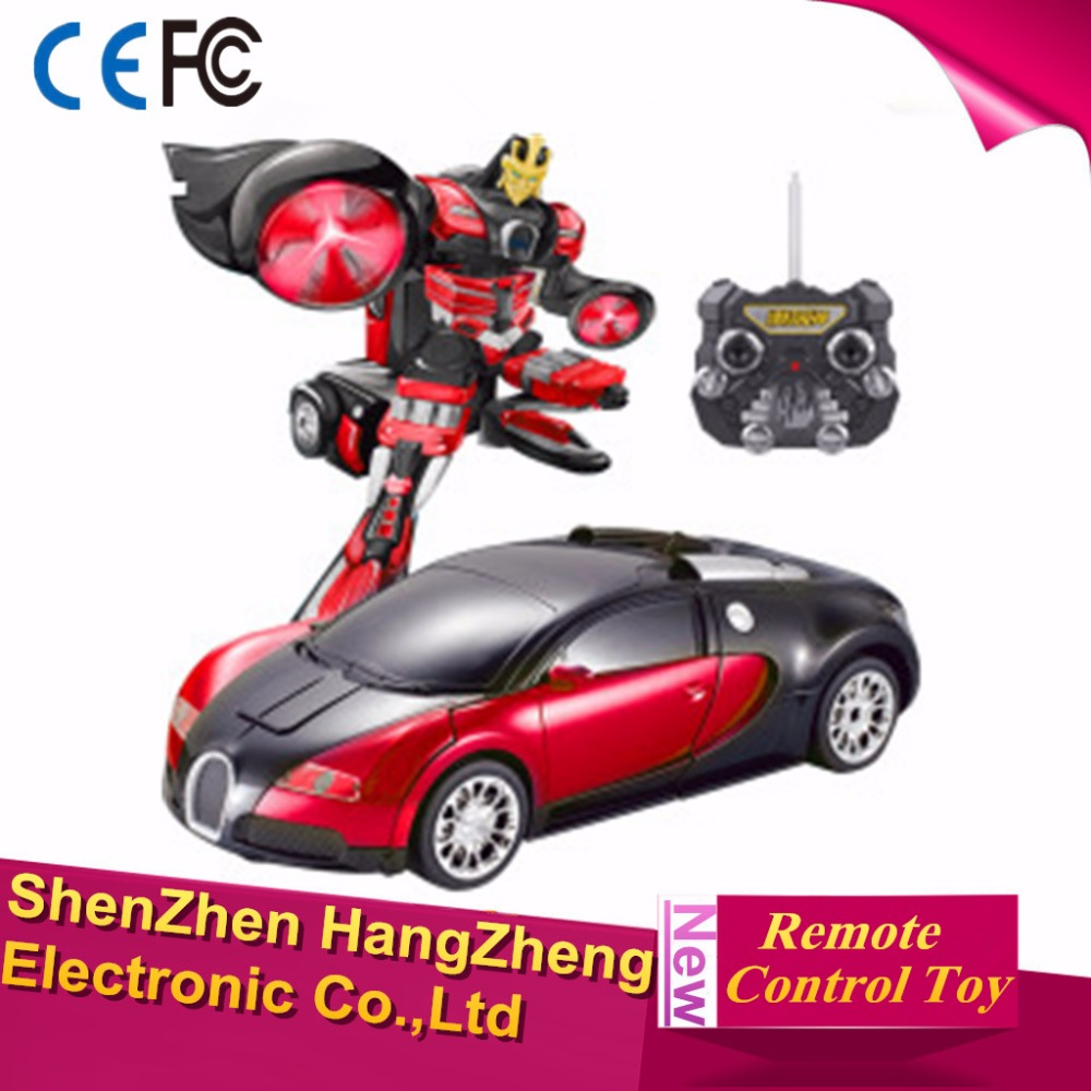 2015 Newest car transform robot toy for sale