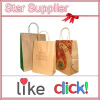 food grade brown paper bag