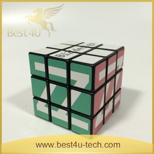 5.7cm Promotion Custom Printing Puzzle Magical Rubix Cube 3x3x3