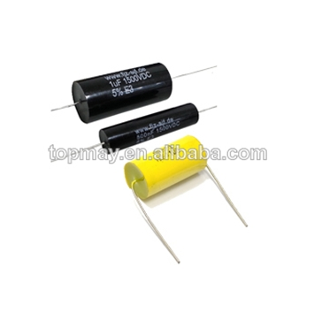 film capacitor axial type