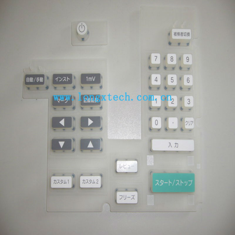 Android Tablet Keypad
