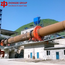 Gypsum rotary kiln,Rotary kiln for gypsum calcination
