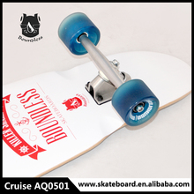 Professional Canadian Maple Downhill Skateboard for Wholesale