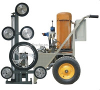 Concrete and wall cutting wire saw machine