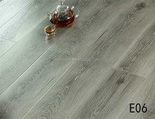 DIY formaldehyde free AC4 12mm hdf natural wood texture durable laminate <strong>flooring</strong> 25 year Residential