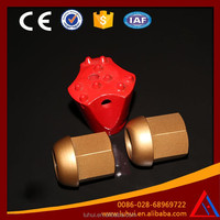 LUHUI SDA hollow drilling rock anchor mine roof rock bolt and nut