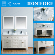 wooden bathroom cabinets with drawer in hangzhou