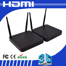 Hot sell factory director sell portable wireless audio transmitter and receivers 1080P up to 100m