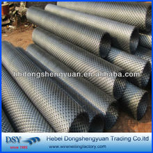 China factory export hot dipped galvanized expanded metal sheet/heavy duty expanded metal mesh