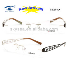 2013 Most Popular Eyeglass Frame Japan Titanium