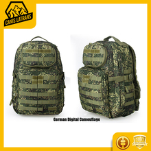 New Arrival Camping Travel Outdoor Shoulder Backpack Tactical Camouflage Bags